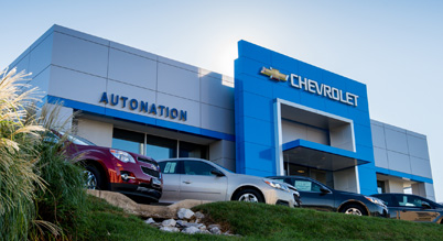 AutoNation Saves $100K on Store Refresh Using AccuStore