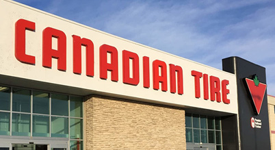 Canadian Tires Strengthens Brand Compliance