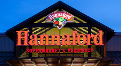 Hannaford Streamlines Its Store Data to One Secure Source